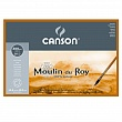 Блок для акварели Canson  Moulin du Roy 30.5 x 45.5см, 300 г, м2, 20 листов